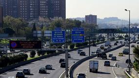 Nowe zasady ruchu samochodowego w Madrycie pomogą walczyć ze smogiem
