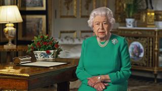 Królowa Elżbieta II przyjmie Joe Bidena na zamku w Windsorze