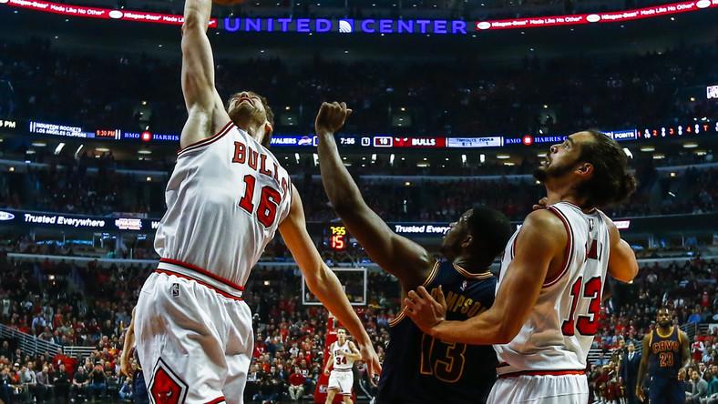 Chicago Bulls - Cleveland Cavaliers