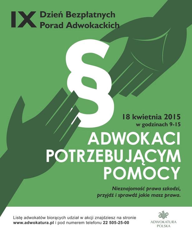 Adwokaci i radcy prawni pro bono