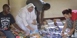 3 tony przyborów szkolnych trafiło do Kamerunu
