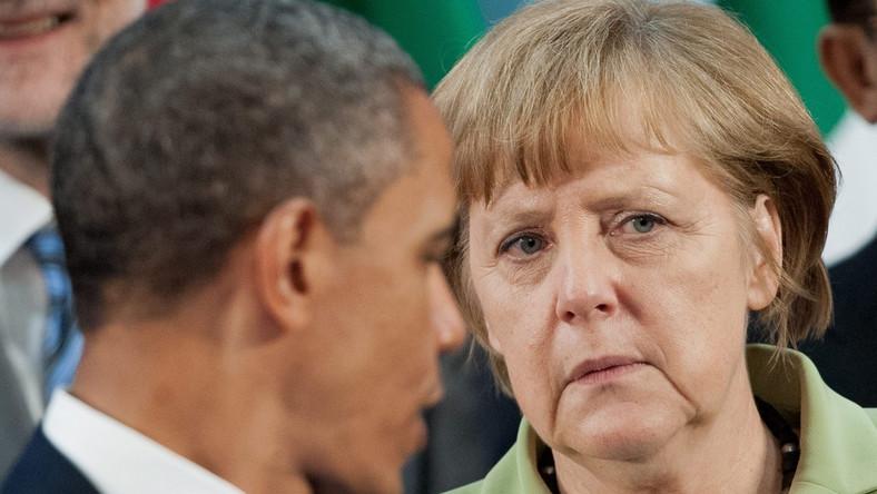"""""""New York Times"""": Jest kłopot z panią Merkel"""