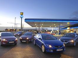 Limuzyna za 20 000 zł z silnikiem benzynowym - wybieramy auto dla rodziny