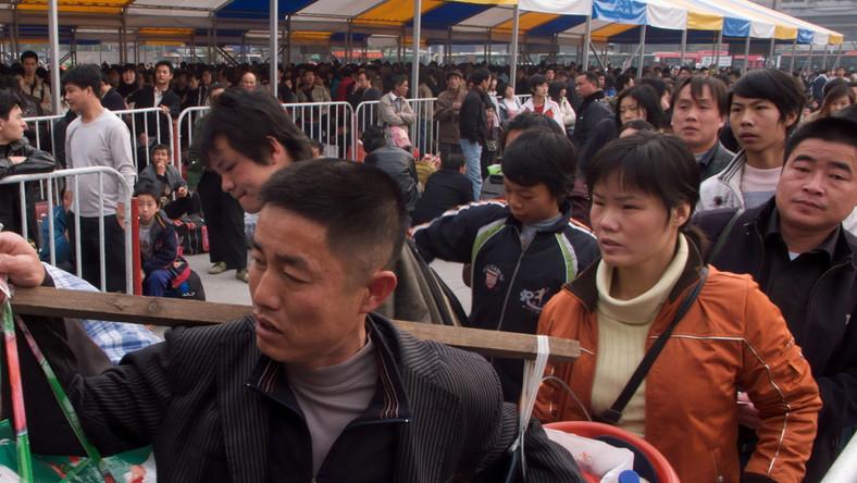 """Opowieść o prawdziwych Chinach - """"Ostatni pociąg do domu"""""""
