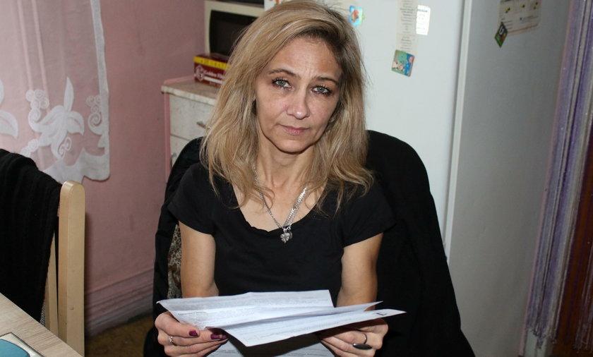 Anna Sosińska (44 l.) obwinia lekarzy o śmierć męża