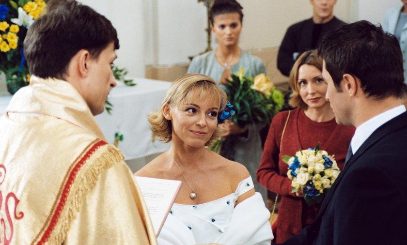 Katarzyna Chrzanowska wspomina zmarłego 19 lat temu męża.