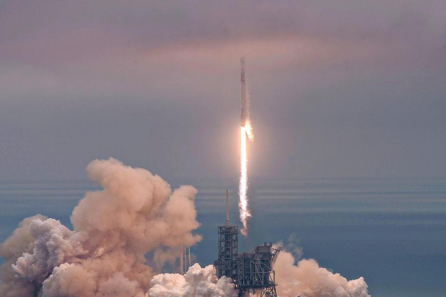 SpaceX Falcon9 Launches of Space Station Supplies