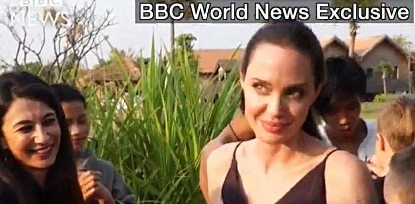 To Jolie jadła w Kambodży. Zupełne zaskoczenie!