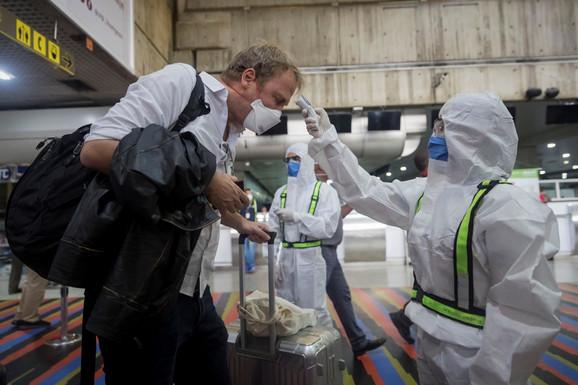 Ministri će se po povratku u Beč na aerodromu podvrgnuti korona virus testu