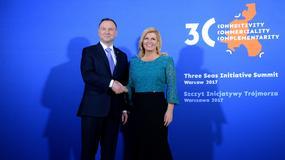 Prezydent Chorwacji: celem połączenia gazowego z Polską niezależność energetyczna regionu