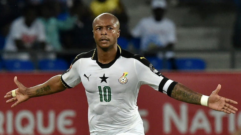 2019 Africa Cup of Nations: Ghana will need luck to win title in Egypt - Andre Ayew
