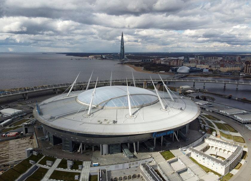 W fazie grupowej Euro 2020 reprezentanci Polski będą grali w Sankt Petersburgu
