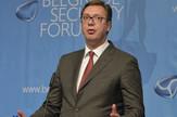 Aleksandar Vučić, Beogradski bezbednosni forum