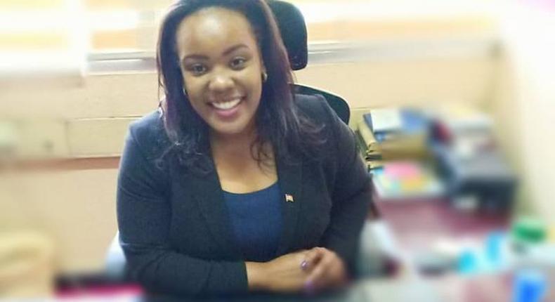 Winnie Mukami (Fcaebook)