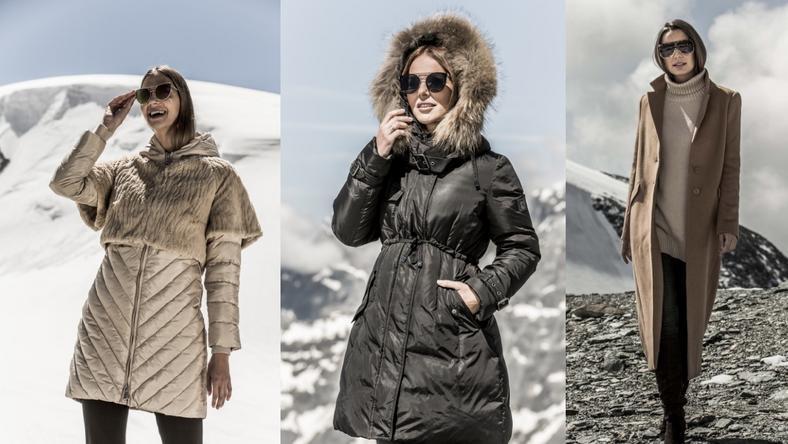 płaszcze zimowe damskie 2016 projektanci