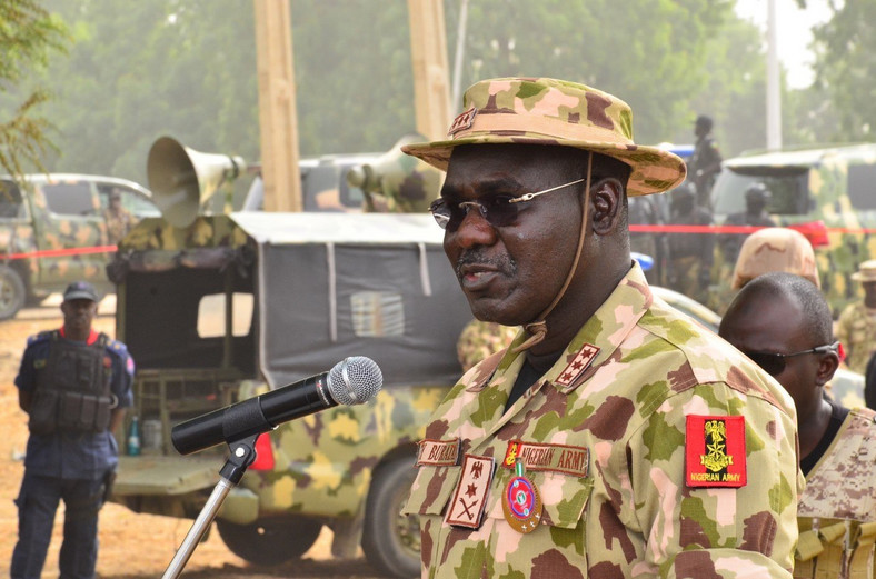 7 things you should know about the new Nigerian Army