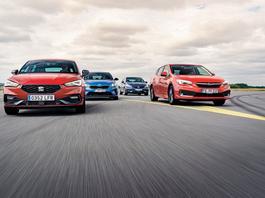 Kia Ceed kontra Opel Astra, Seat Leon i Subaru Impreza - czas na zmianę układu sił