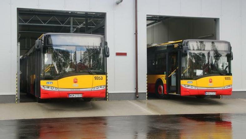 Nowe autobusy wyjechały dziś na ulice Warszawy