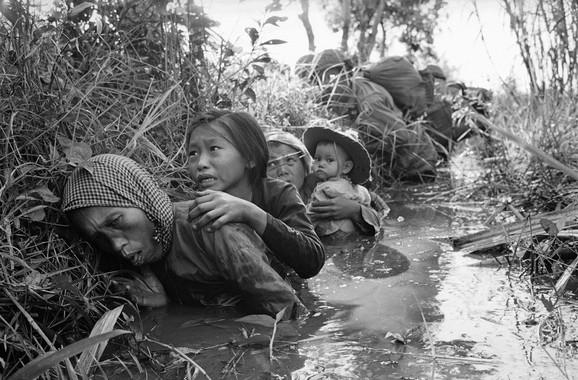 U vijetnamskom ratu stradao je veliki broj civila, a SAD su poražene