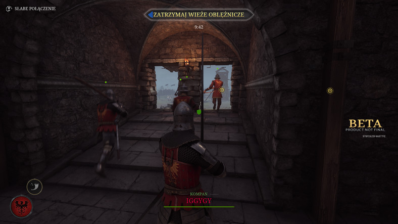 Chivalry 2 - screenshot z wersji Beta