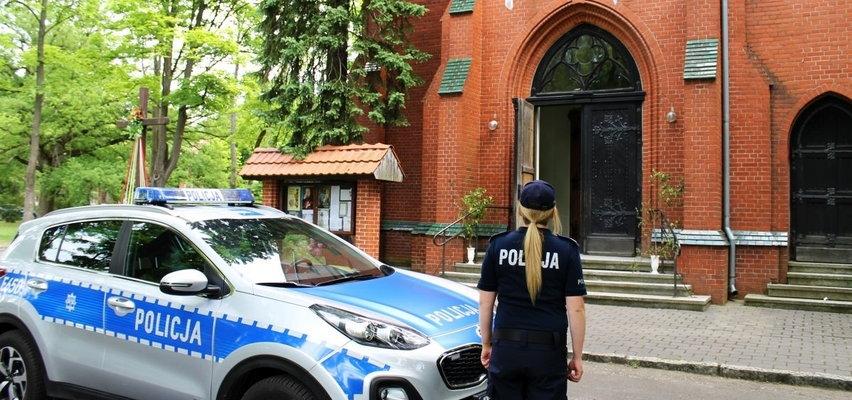 Okradli kościół w niecodzienny sposób. Długo szukano sprawców