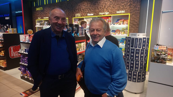Milovan Đorić i Ilija Petković su, zajedno sa