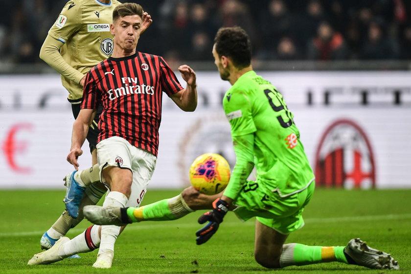 Mimo najlepszego meczu w sezonie Krzysztofa Piątka (25 l.) w Pucharze Włoch, jego sytuacja nie uległa zmianie.