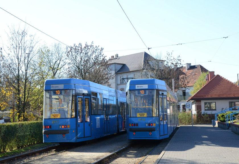 W tramwajach są automaty