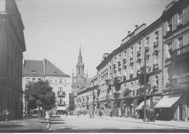Kalisz w roku 1939