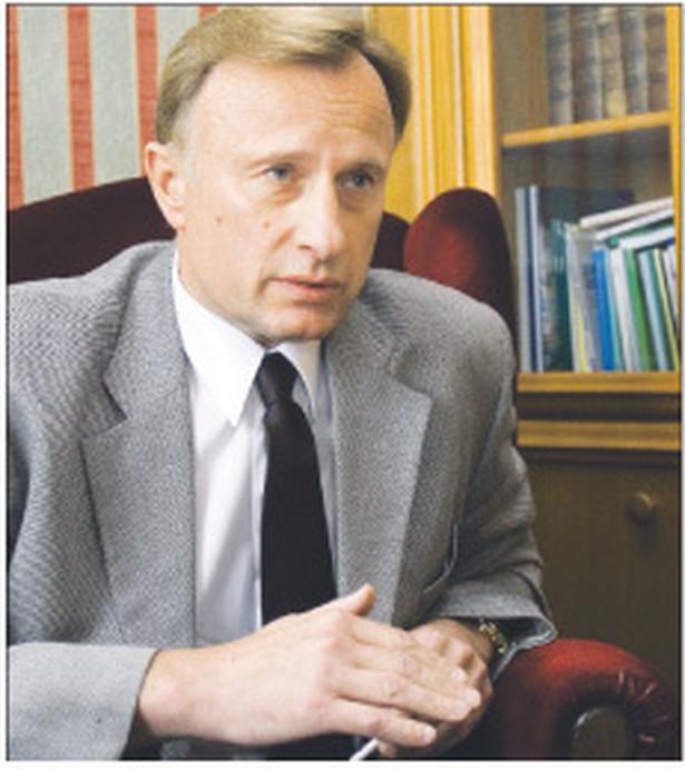 Marek Goliszewski prezes Business Centre Club Fot. Wojciech Górski