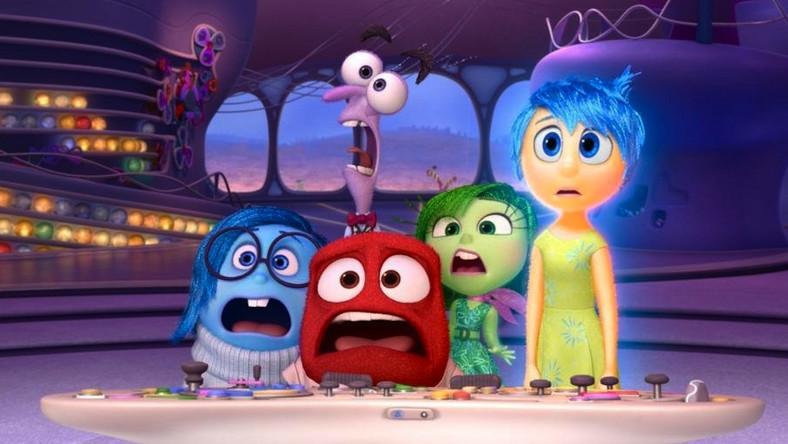 """""""W głowie się nie mieści"""" – nowy hit Pixara"""