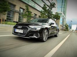 Audi A3 Sportback 35 TDI – nowa generacja, ale czy na pewno?