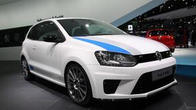 Volkswagen Polo R WRC (Genewa 2013)