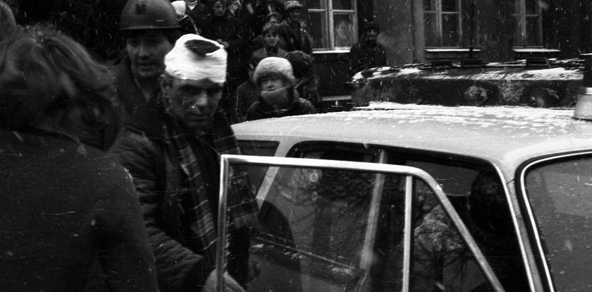 """Dosięgły ich milicyjne kule. Mija 39. rocznica krwawej masakry w kopalni """"Wujek"""""""