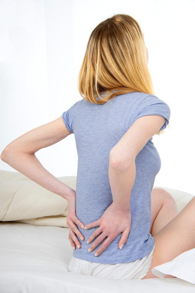 Napeti mišići u leđima krivi su i za glavobolju