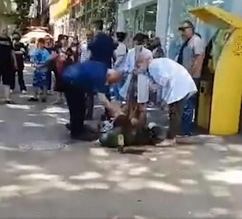 Polak zaatakowany w Tbilisi Jacek Kolankiewicz przerywa milczenie