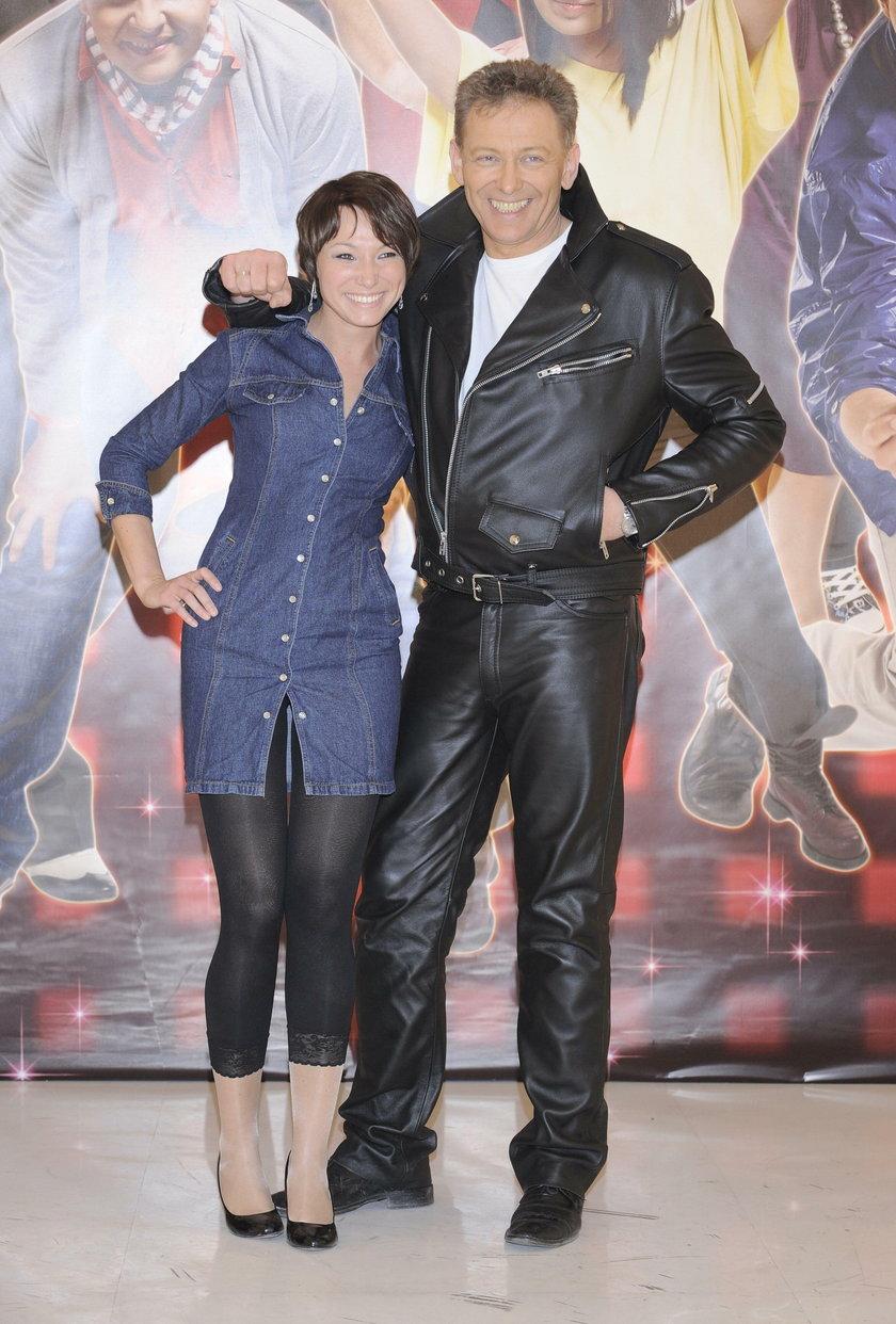 Jacek i Karolina Borkowscy