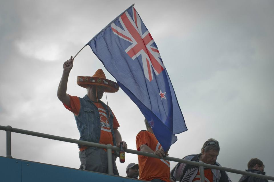 9. Nowa Zelandia