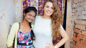 Polska stewardesa pomagająca dziewczynie ze slumsów zdecydowała, że rezygnuje z pracy. Dlaczego?
