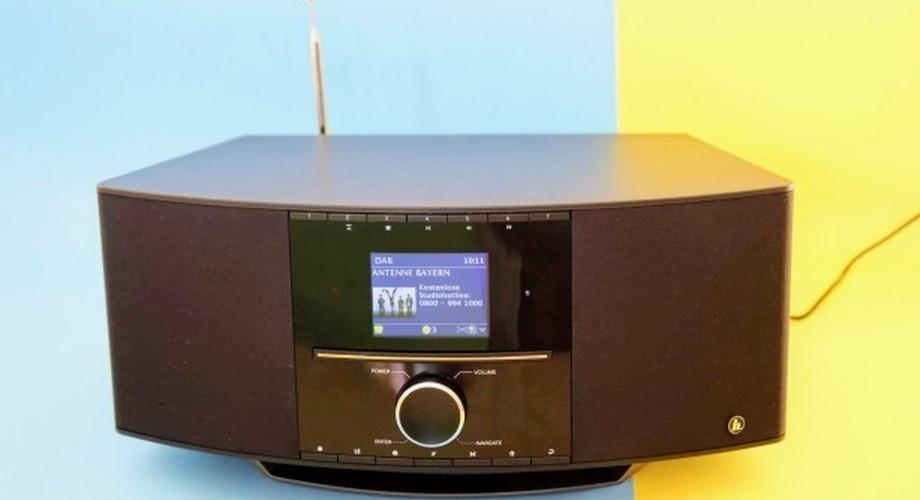 Hama Digitalradio im Test: Schickes Multifunktionsgerät