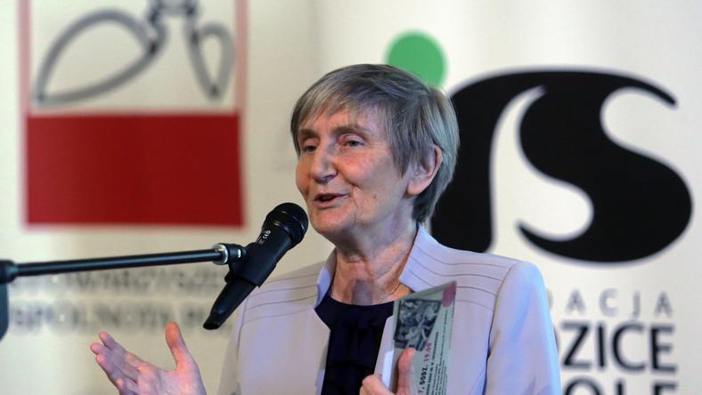 Barbara Fedyszak-Radziejowska: