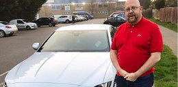 Nastoletni zawodnik kupił ojcu auto za blisko 200 tysięcy