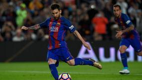 Hiszpania: Lionel Messi królem strzelców