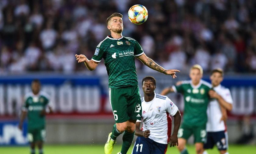 Górnik Zabrze Śląsk Wrocław ekstraklasa sezon 2019/20