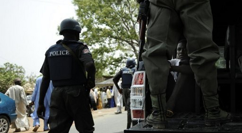 #EndSARS: Anti-Riot policemen take over Umuahia, businesses paralysed