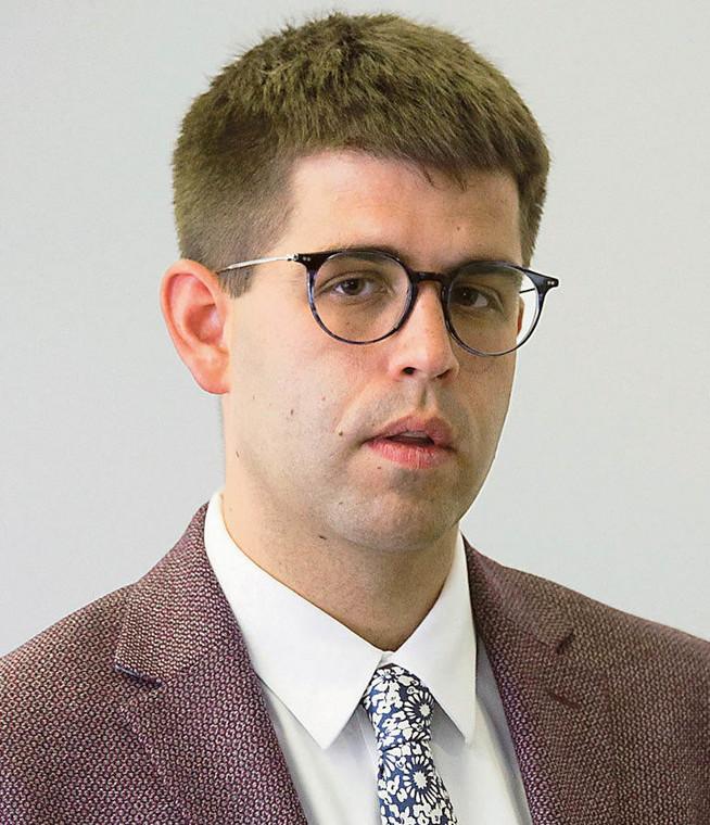 Łukasz Jankowski, prezes Okręgowej Rady Lekarskiej w Warszawie, wiceprzewodniczący zespołu, który przygotowywał projekt ustawy  materiały prasowe/Karolina Bartyzel