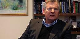 Kwaśniewski się zaszył w Jordanii