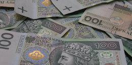 Fałszowali banknoty!