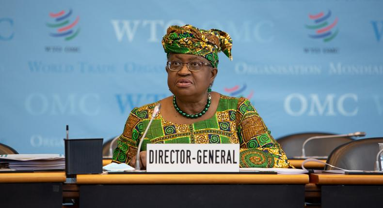 WTO Director-General, Ngozi Okonjo-Iweala [WTO]