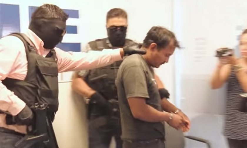 Jose Baltazar Hernandez MolinaFor Murder Of Child Lover